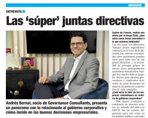 Super Juntas Directivas